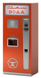 Автомат для продажи газированной воды «Газировкин»