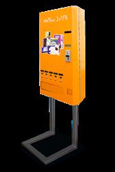 Снековый автомат Wallbox