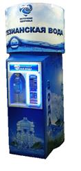 Киоск-автомат Варя