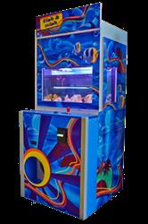 Торгово-развлекательный аппарат Fish&Wish