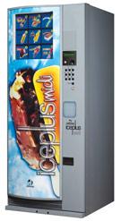 Джофемар IcePlus, Jofemar IcePlus, автомат по продаже мороженого