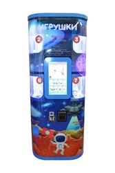 Mangustin, автомат по продаже игрушек, автомат по продаже игрушек в капсулах