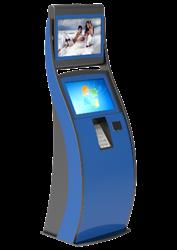 Платежный терминал для оплаты услуг DOUBLE