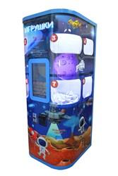 Mangustin, автомат по продаже игрушек