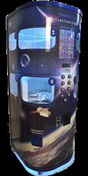 Mangustin, автомат по продаже игрушек в капсулах