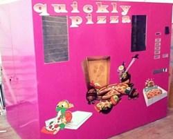 Аппарат по автоматическому приготовлению и продаже пиццы