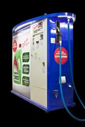 Автомат по розливу незамерзающей жидкости
