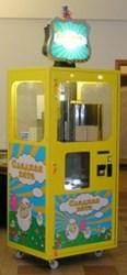 Торговый автомат по продаже сладкой ваты