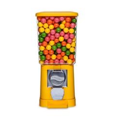 автомат Альфа, механический автомат, автомат для жвачки, автомат для игрушек,