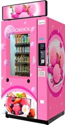 автомат для продажи мороженого, автомат с мороженым, мороженый автомат