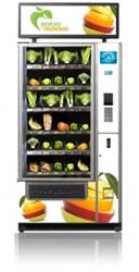 торговый автомат по продаже здоровой еды, Unicum FoodBoxHealthy