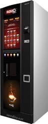 Unicum Rosso Touch, Уникум Россо, rosso touch, кофейный автомат Уникум тачскрин