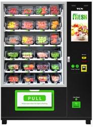 Вендинговый автомат для продажи особо хрупкой продукции