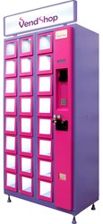ячеечный торговый автомат Элемент