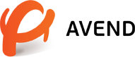 Логотип Авенд