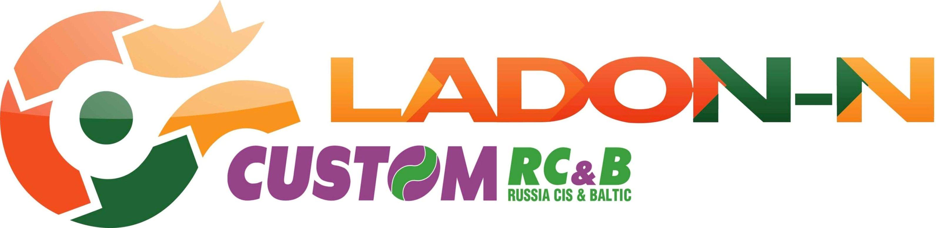 Логотип Ладон-Н/Custom RC&B