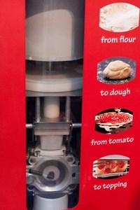Автомат по продаже пиццы от 17 мая 2013 г.