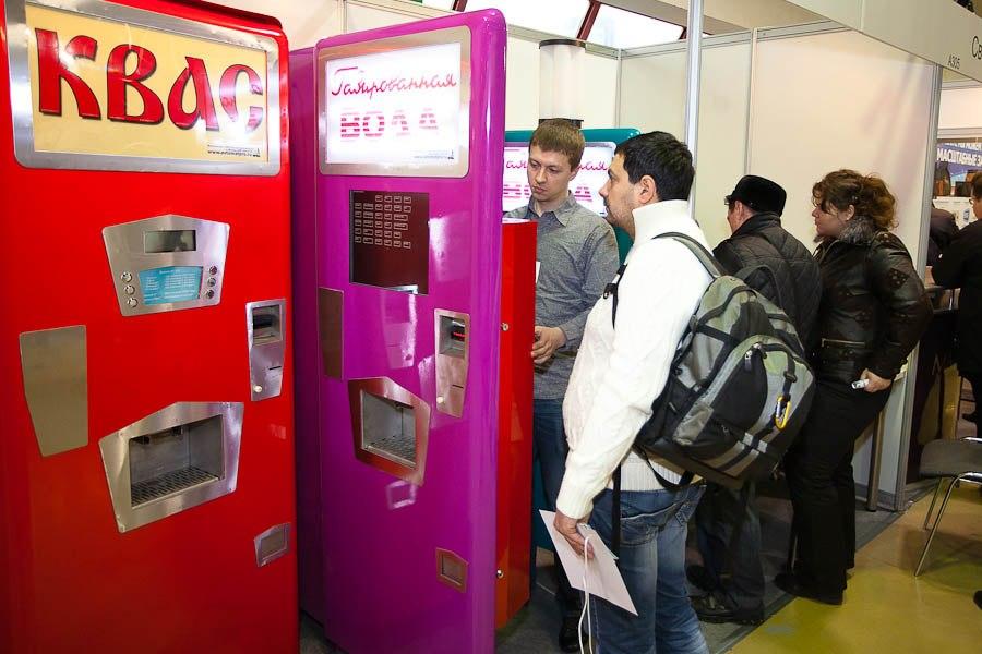Автомат газировки и кваса от 17.05.2013 0:00:00