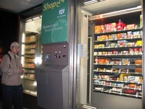 Вендинговые автоматизированые магазины от 20 мая 2013 г.