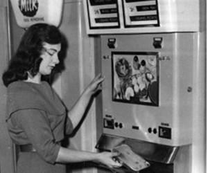 Обед из торгового автомата 50-70-х годов от 1 августа 2013 г.