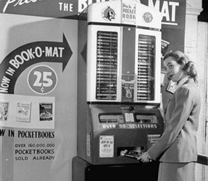 Торговые автоматы книг, 50-70-е годы от 1 августа 2013 г.
