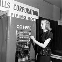 кофейные автоматы 50-70-х годов от 1 августа 2013 г.