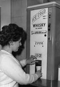 Торговые автоматы газированной воды  50-70-х годов от 1 августа 2013 г.