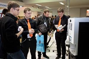 Вендинг-машины на мероприятии Vending-Expo 2013 от 30 октября 2013 г.