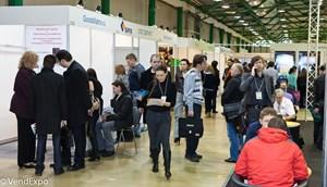 VendExpo 2012. Второй зал от 6 ноября 2013 г.