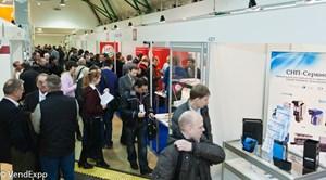 VendExpo 2012. Первый зал от 6 ноября 2013 г.