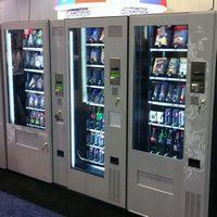 Кража торгового автомата