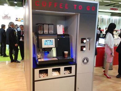 Coffee to Go кофейные автоматы от 14.05.2014 0:00:00