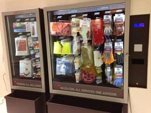 Промышленные торговые автоматы от 14 мая 2014 г.