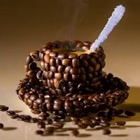 Первый в истории кофейный автомат