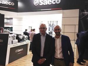 HOSTELCO 2014 в Италии. Стенд Саеко от 16 декабря 2014 г.