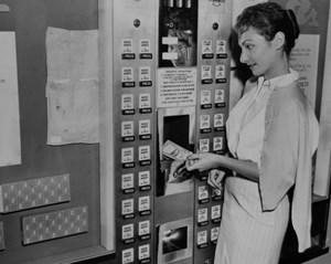 Торговый автомат по продаже нижнего белья от 20 мая 2015 г.