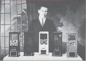 Первые механические автоматы от 20 мая 2015 г.