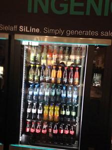 Hostel 2015. Кейтеринг. Снековый аппарат французского производителя Sielaff SiLine. от 2 ноября 2015 г.