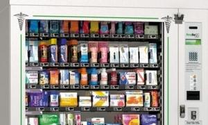 аптечные вендинговые автоматы