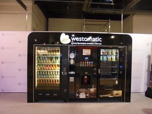 Компания МастерВендор, автомат Вестоматик от 24 марта 2016 г.