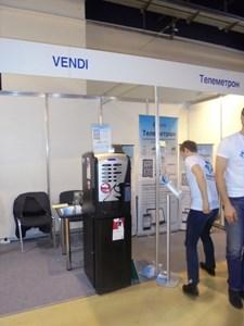 Окончание выставочного дня ВендЭкспо 2016 от 28 марта 2016 г.