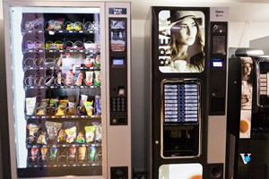 Автоматы Некта на ВендЭкспо 2016 от 29 марта 2016 г.
