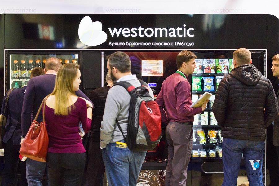 Британский бренд Вестоматик. ВендЭкспо 2016 от 29.03.2016 0:00:00