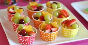 Фрукты и ягоды в торговых автоматах