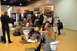 Традиционное вендинг-кафе. Вендинг-Экспо 2017 от 1 марта 2017 г.