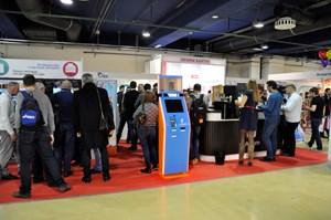 Платежно-карточный зал, Выставка VendingExpo 2017 от 2 марта 2017 г.
