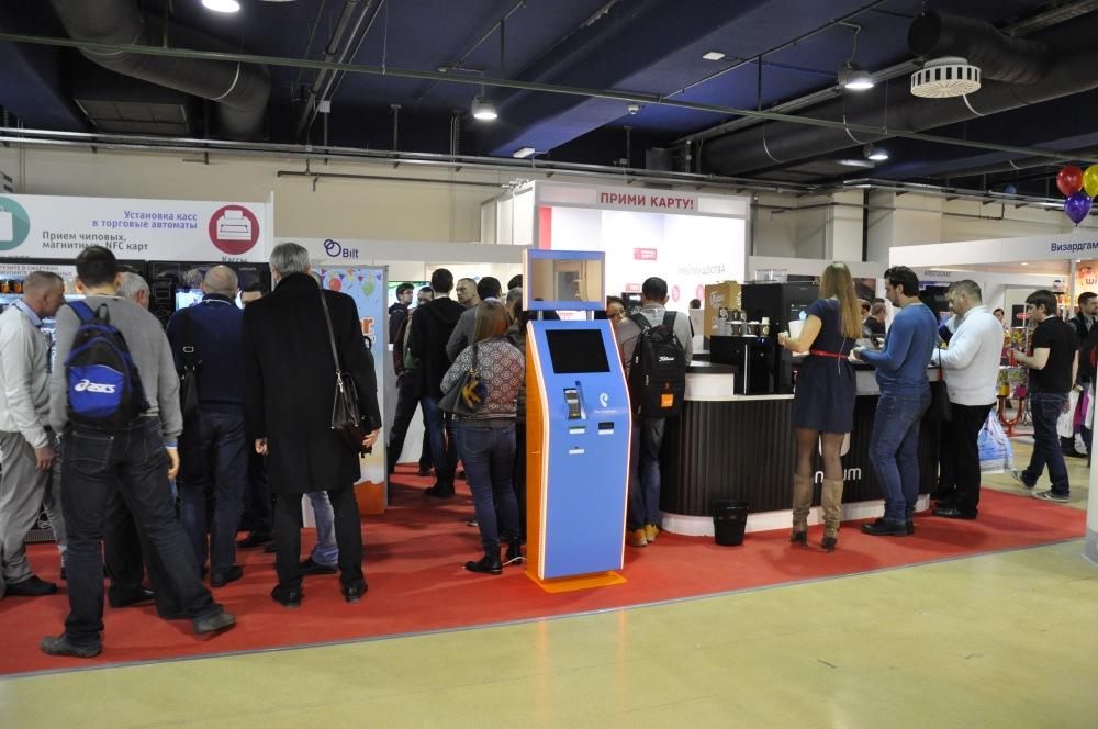 Платежно-карточный зал, Выставка VendingExpo 2017 от 02.03.2017 0:00:00