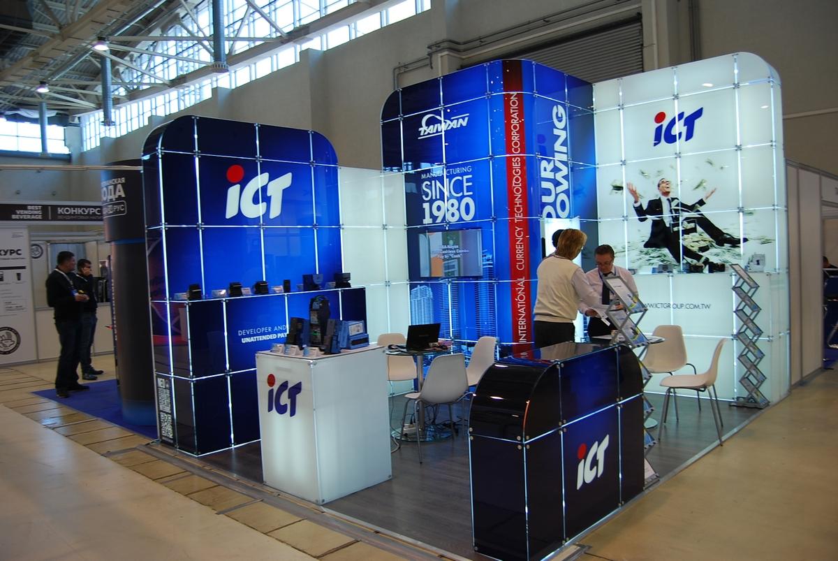 VendExpo 2018. Стенд ICT от 03.04.2018 10:21:00