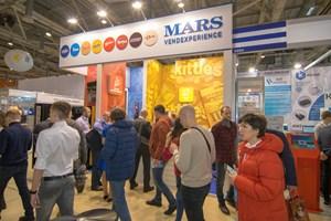 VendExpo 2018. Стенд MARS VendExperience от 3 апреля 2018 г.