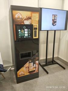 VendExpo 2018. Стенд NTS Coffee от 4 апреля 2018 г.